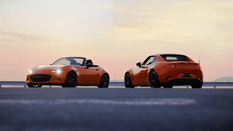 Επετειακή έκδοση για τα 30 χρόνια του Mazda MX-5 [pics] | Newsit.gr
