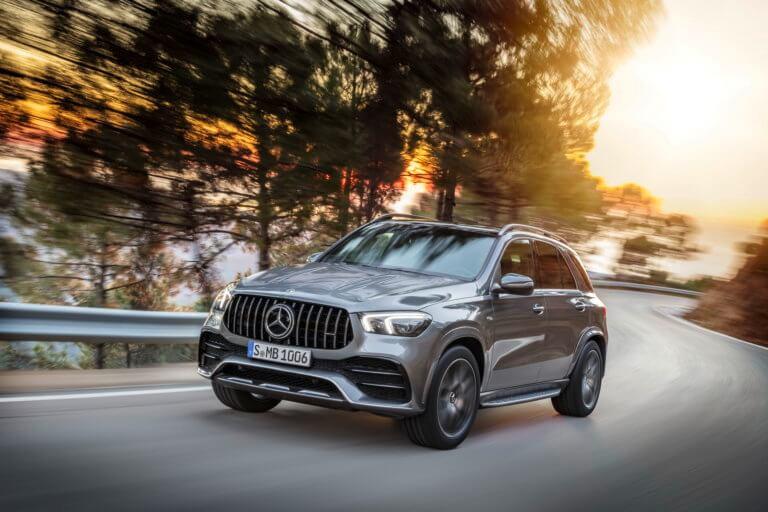 Νέα Mercedes-AMG GLE 53 4MATIC+, η «ενδιάμεση» [vid] | Newsit.gr