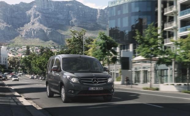 Ανανεωμένο Mercedes-Benz Citan Tourer