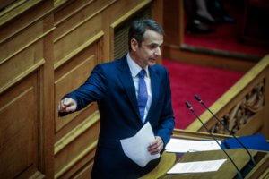 Μητσοτάκης: Η κυβέρνηση φταίει για την ανείπωτη τραγωδία στο Μάτι!
