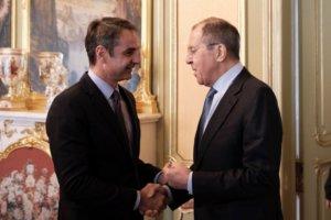 Μόσχα – Μητσοτάκης: Τι είπε με τον Τσάρο της ρωσικής διπλωματίας