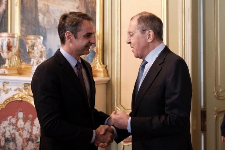Μόσχα – Μητσοτάκης: Τι είπε με τον Τσάρο της ρωσικής διπλωματίας | Newsit.gr