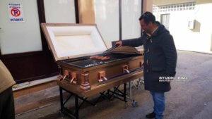 """Τσικνοπέμπτη: Το φέρετρο – ψησταριά που τους """"κούφανε"""" στο Ναύπλιο – video"""