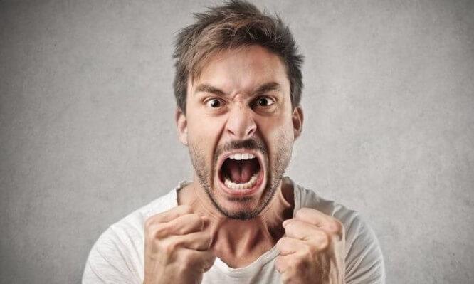 Προσευχή για να διώξετε τον θυμό