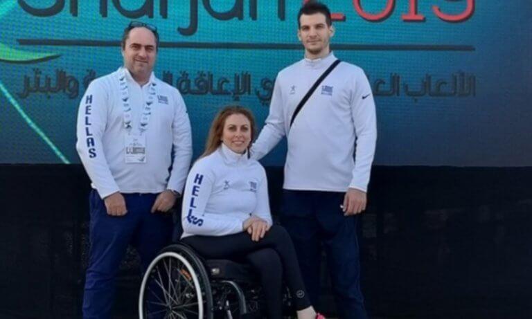 «Χρυσός» ο Ντούνης στη σπάθη του Παγκοσμίου Κυπέλλου των ΗΑΕ   Newsit.gr