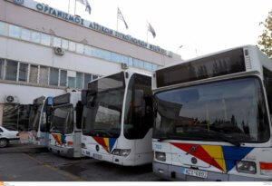 Θεσσαλονίκη: Σύγκρουση λεωφορείου με Ι.Χ! [pic]