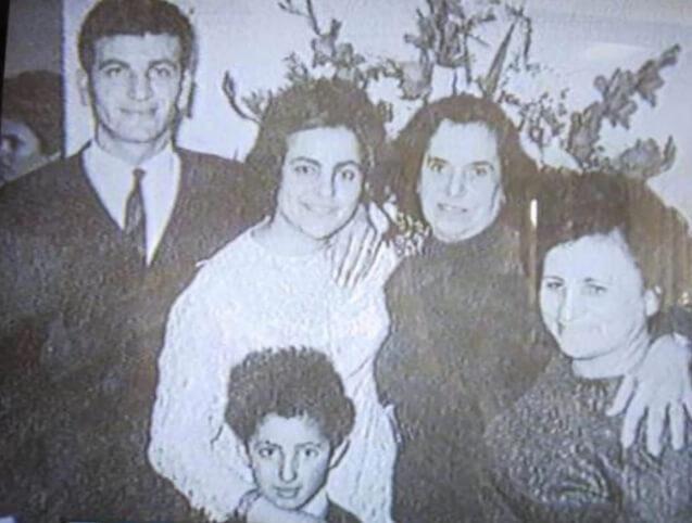 Η οικογένεια Σεχίδη