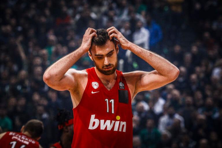 Ολυμπιακός: «Έσκασε» βαριά ποινή! -6 στο πρωτάθλημα | Newsit.gr