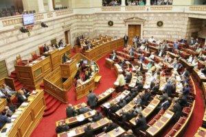 Θερμό 48ωρο στη Βουλή για το πρωτόκολλο ένταξης της ΠΓΔΜ στο ΝΑΤΟ