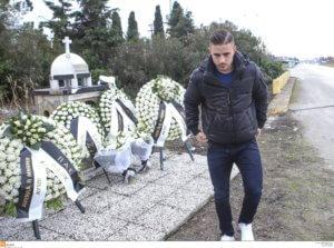 Ο ΠΑΟΚ δεν ξέχασε τον Παναγιώτη Κατσούρη! video – pics