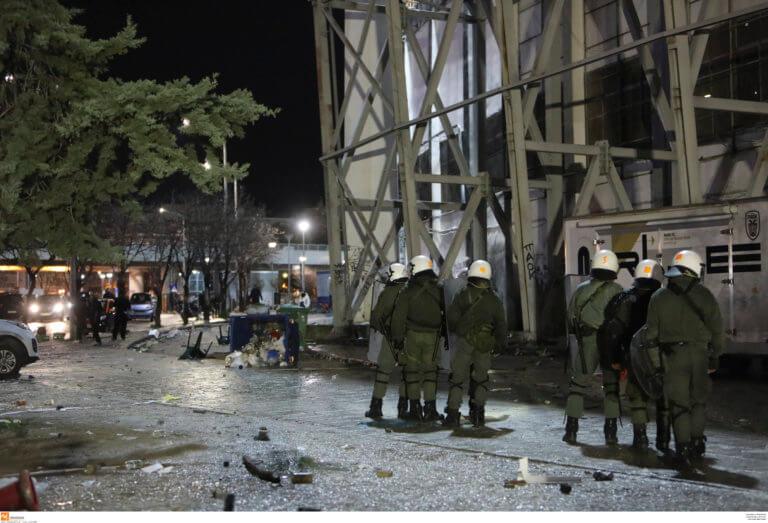"""""""Βαριά"""" ποινή σε οπαδό του ΠΑΟΚ για δύο μολότοφ!"""