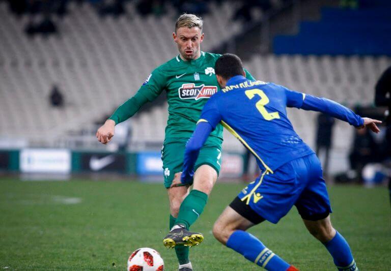Παναθηναϊκός – Αστέρας Τρίπολης 1-0 ΤΕΛΙΚΟ