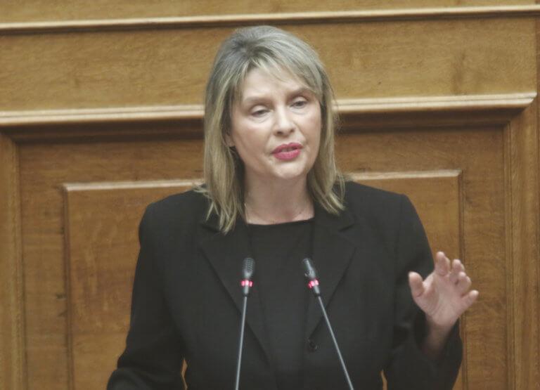Παπακώστα: Η ΝΔ έχει κρυφή ατζέντα για τον Πρόεδρο της Δημοκρατίας, αλλά και κρυφό πρόεδρο | Newsit.gr