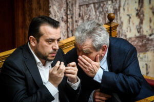 Παππάς: Οι 6 δεν εντάχθηκαν, αλλά συντάχθηκαν με τον ΣΥΡΙΖΑ