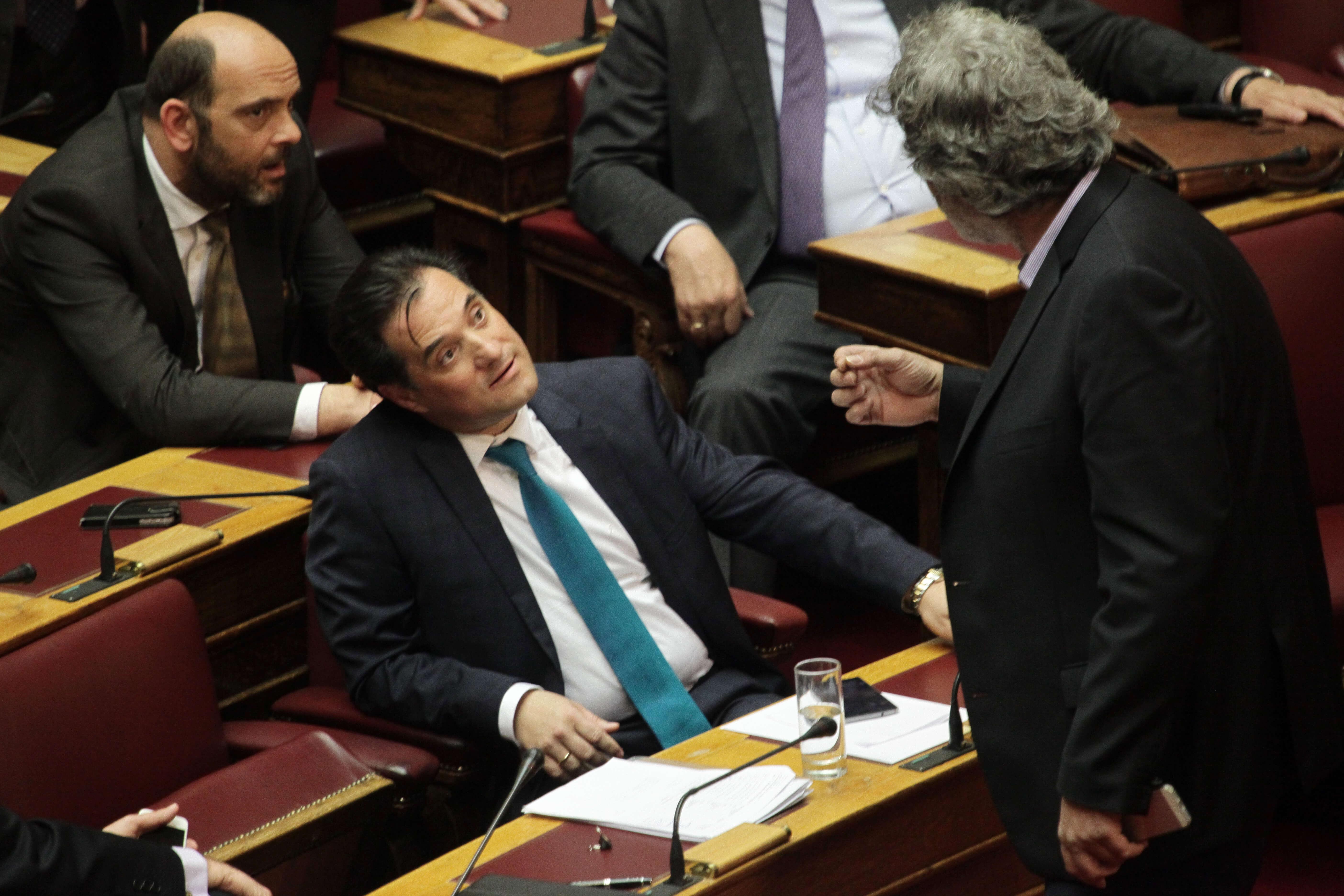 Στα δικαστήρια Πολάκης – Γεωργιάδης – Η αγωγή και η αποζημίωση ύψους 300.000 ευρώ