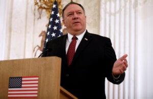 Πομπέο: Το Ιράν πιο επικίνδυνο κι από τη Βόρεια Κορέα