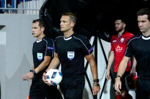 Ολυμπιακός – Ντιναμό Κιέβου: Άγγλος ρέφερι στο «Γ. Καραϊσκάκης»