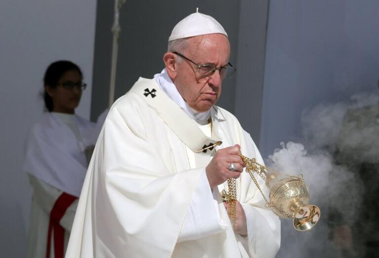 Βενεζουέλα: Έτοιμος ο Πάπας Φραγκίσκος να μεσολαβήσει για να τερματιστεί η κρίση | Newsit.gr