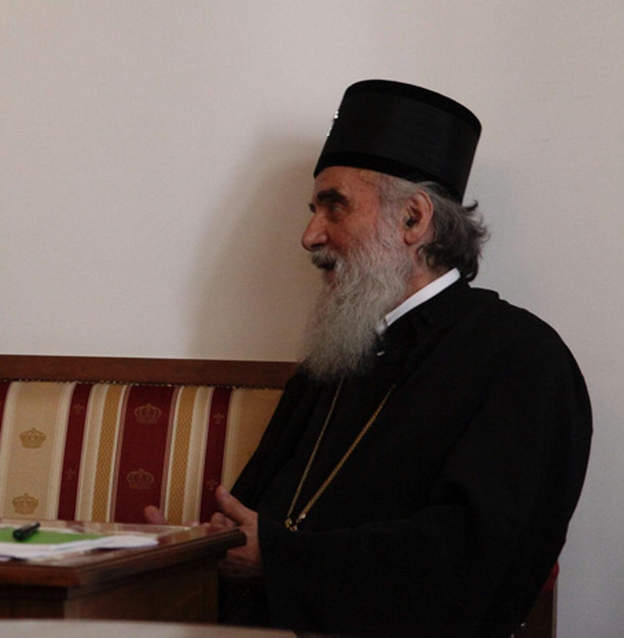 Πατριάρχης Ειρηναίος: Η Σερβία χωρίς το Κόσοβο δεν είναι Σερβία!