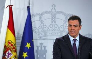 """Ισπανία: Συμμαχία Δεξιάς – Ακροδεξιάς κατά Σάντσεθ για """"εσχάτη προδοσία"""" λόγω Καταλονίας"""
