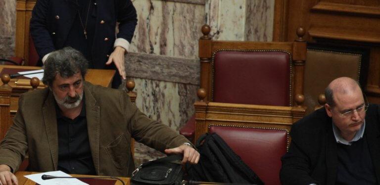 Φίλης: Άφησε ακάλυπτο τον Πολάκη για την ηχογράφηση – Τον κάλυψε για το δάνειο | Newsit.gr