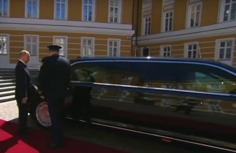Αυτή είναι η απίστευτη λιμουζίνα του Πούτιν που θα συναρμολογείται στο Ντουμπάι – video | Newsit.gr