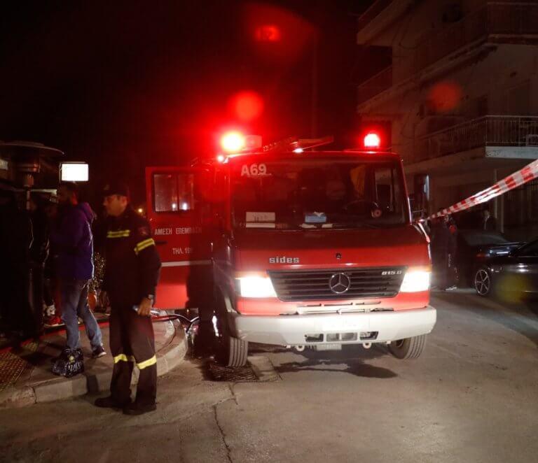 Συναγερμός στο ΓΕΝ: Πυρκαγιά στη ΔΝΟ στο Ναύσταθμο Σαλαμίνας | Newsit.gr