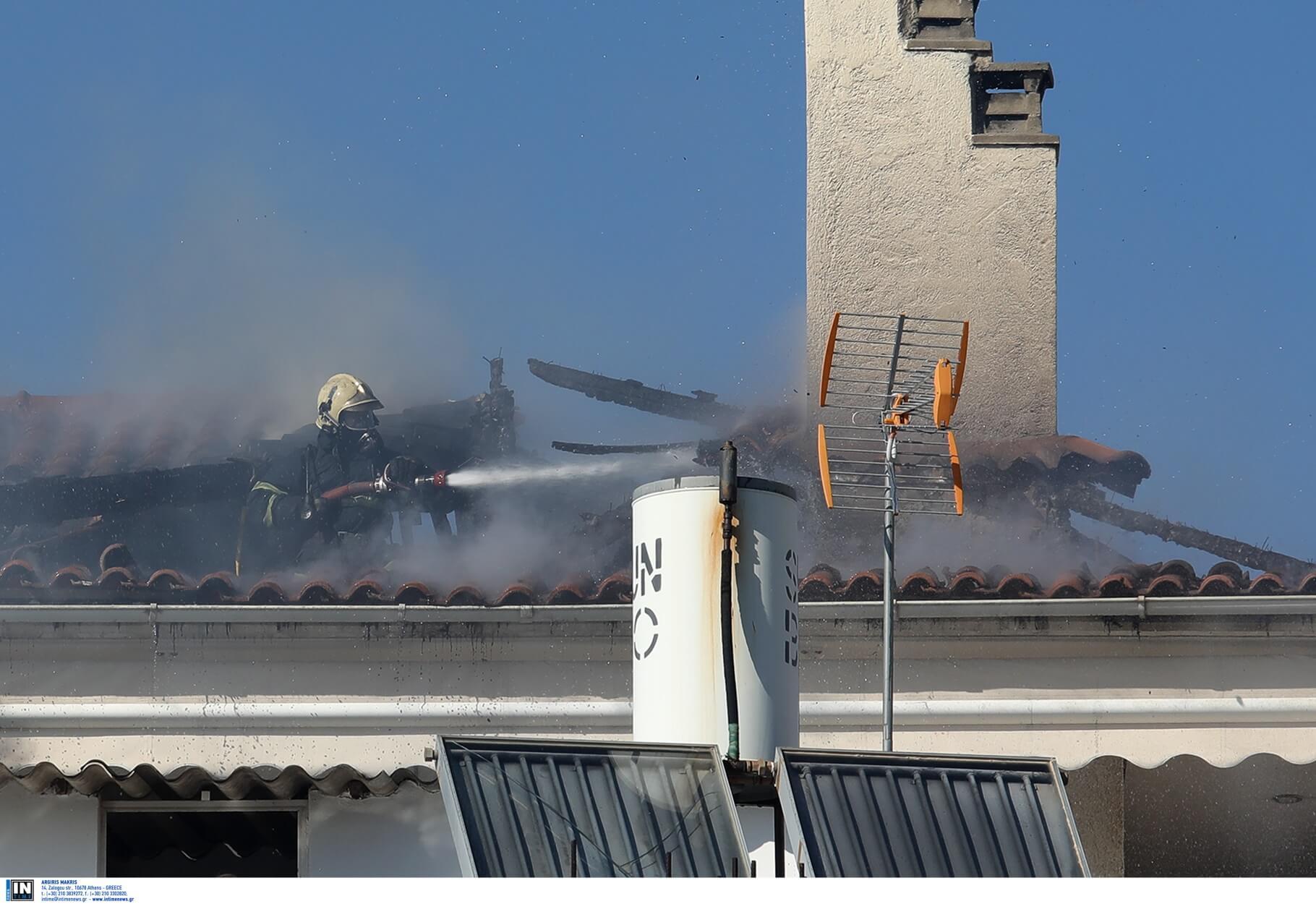 Νέα τραγωδία με απανθρακωμένο άνθρωπο σε σπίτι, αυτή τη φορά στην Αρτέμιδα Αττικής!