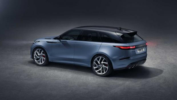 Νέα κορυφαία έκδοση για το πολυτελές Range Rover Velar [vid]