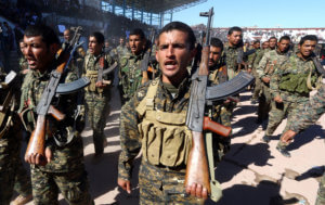 Συρία: «Το Ισλαμικό Κράτος έχει αυξήσει τις αντάρτικες επιθέσεις»