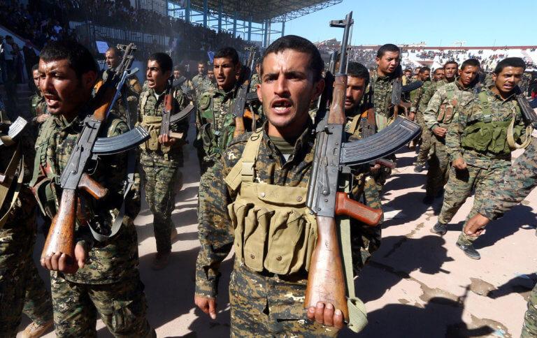 Συρία: «Το Ισλαμικό Κράτος έχει αυξήσει τις αντάρτικες επιθέσεις» | Newsit.gr