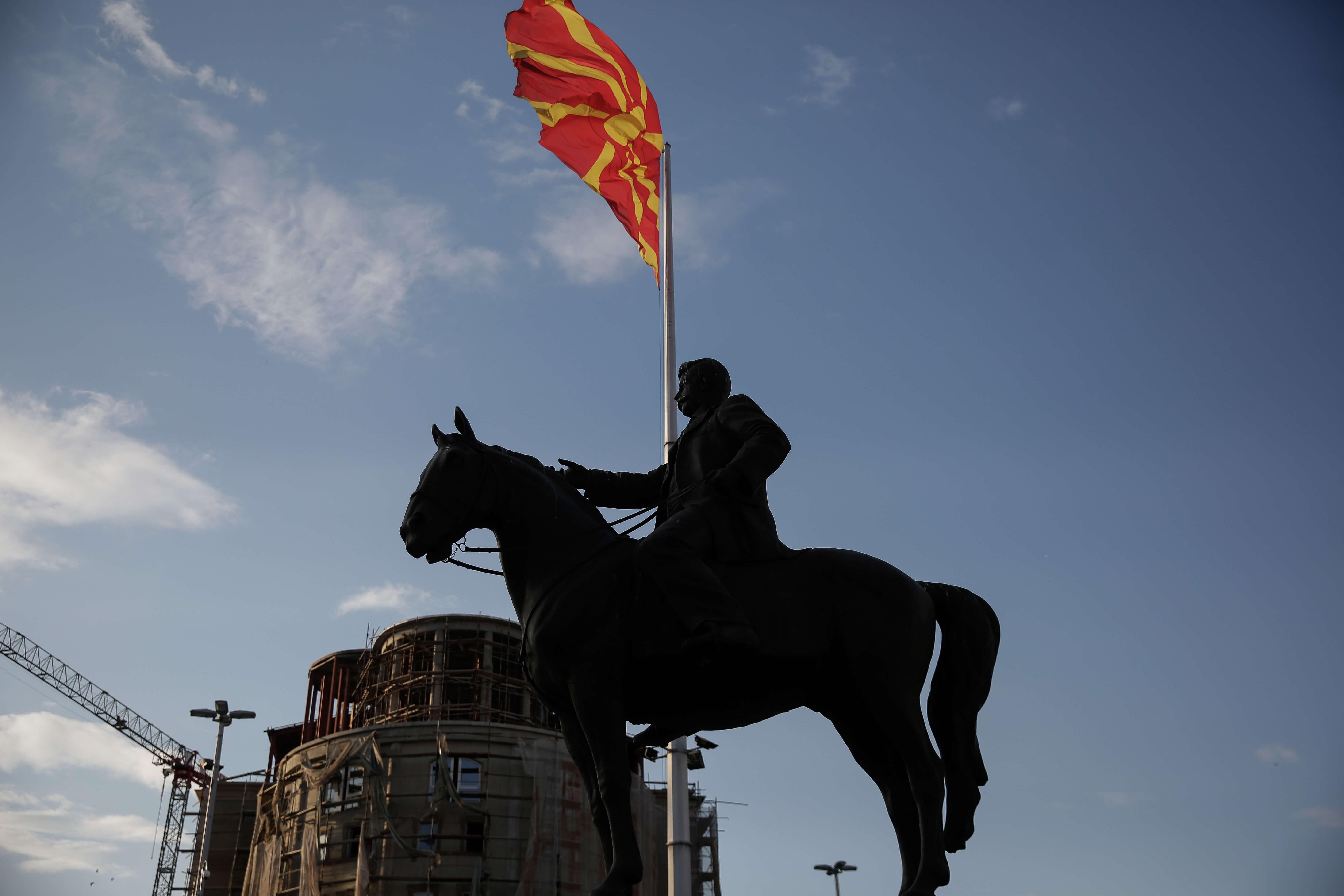 """Η Μόσχα αναγνώρισε και επισήμως την """"Βόρεια Μακεδονία"""""""