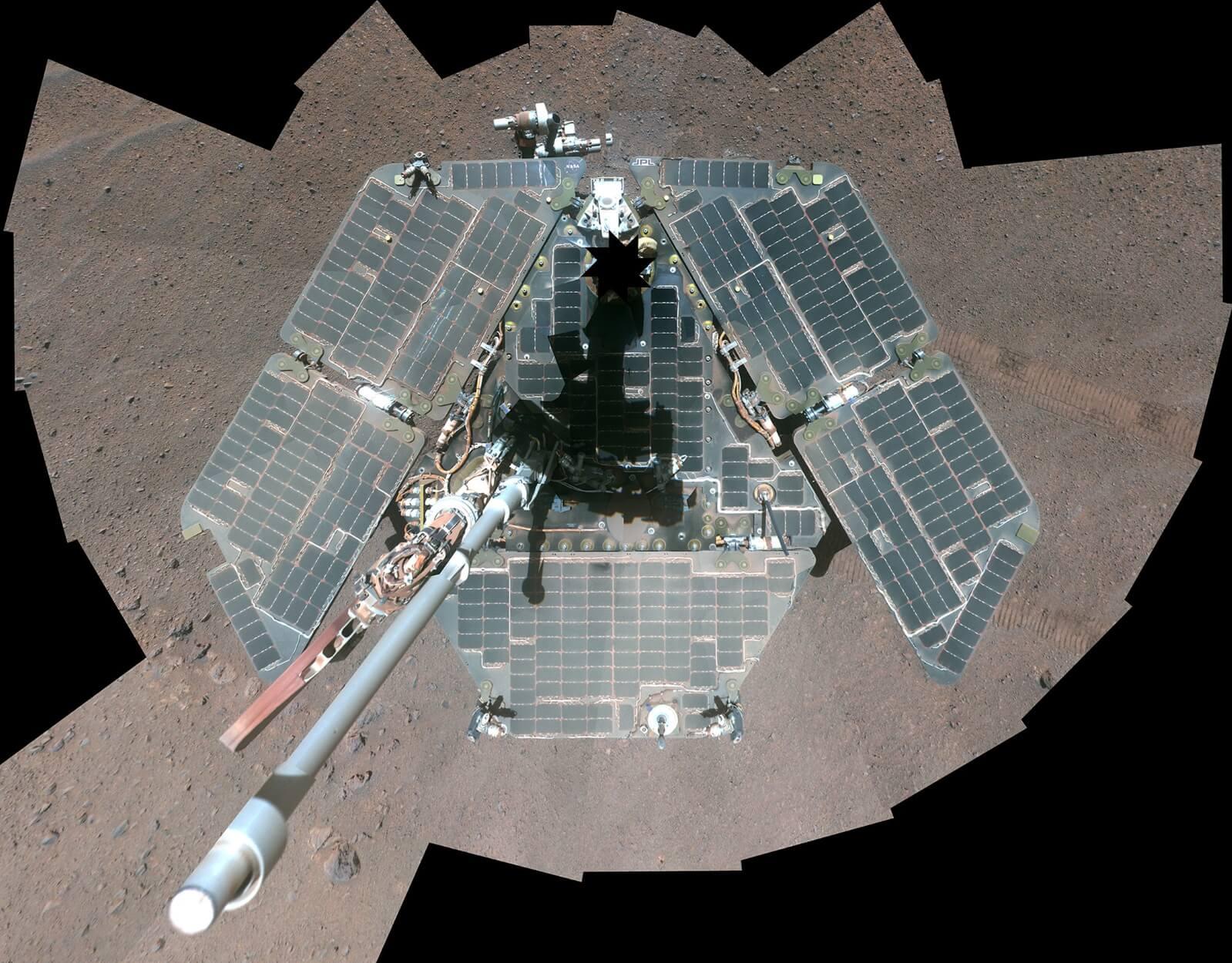 NASA: Αποχαιρέτησε το... άβαταρ της ανθρωπότητας στον κόκκινο πλανήτη - video