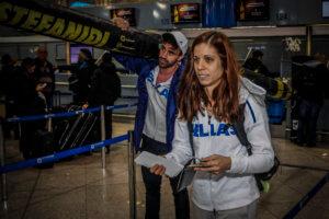 """Γλασκώβη 2019: Έτοιμοι για """"μάχη"""" Στεφανίδη, Κυριακοπούλου και Φιλιππίδης"""