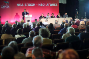 Καζάνι που βράζει ο ΣΥΡΙΖΑ λόγω… «ΠΑΣΟΚοποίησης»