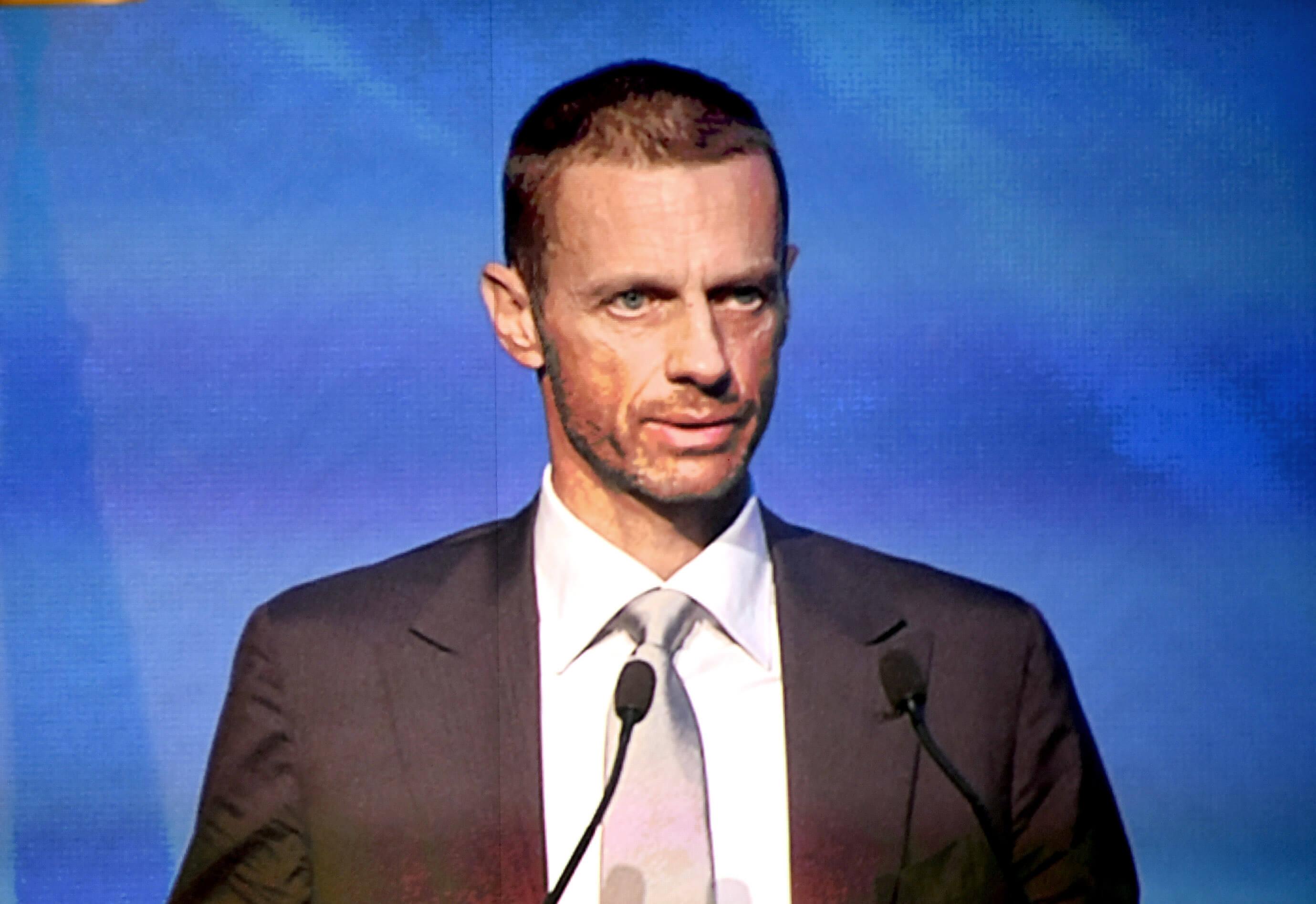 «Κλείδωσε» η άφιξη του προέδρου της UEFA στην Αθήνα!