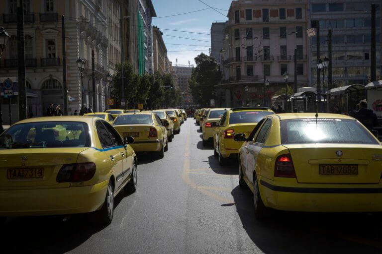 Στάση εργασίας: Χωρίς ταξί την άλλη Τρίτη (26.2.2019) – Δείτε ποιές ώρες