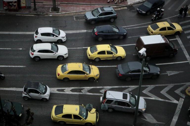 Προσοχή: Χωρίς ταξί η Αθήνα σήμερα Τρίτη 26/02 για τέσσερις ώρες