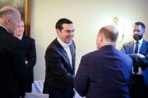 Τσίπρας: Χέρι – χέρι με τους Αμερικανούς στα Βαλκάνια, Ανατολική Μεσόγειο