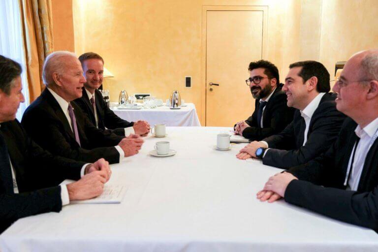 Διάσκεψη Μονάχου: Τσίπρας – Μπάιντεν για σχέσεις με ΗΠΑ, Τουρκία, Κύπρο, Ενέργεια | Newsit.gr