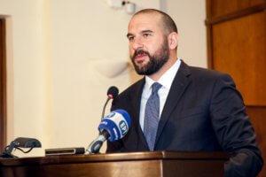 Τζανακόπουλος: Μόνο στην φαντασία κάποιων τα περί ανακεφαλαιοποίησης των τραπεζών