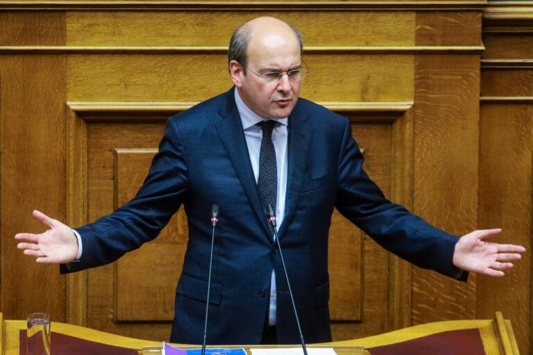 Χατζηδάκης: Η συμφωνία της κυβέρνησης με τις τράπεζες οδηγεί σε συρρίκνωση της προστασίας της πρώτης κατοικίας