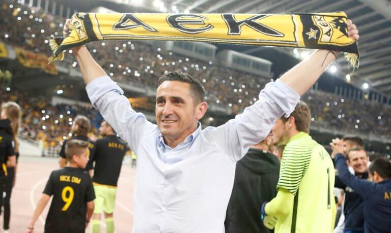 ΑΕΚ: Είναι οριστικό! Επιστρέφει ο Μανόλο Χιμένεθ | Newsit.gr