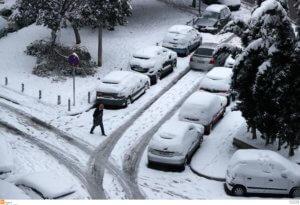 Καιρός – «Ωκεανίς»: Πυκνές χιονοπτώσεις και σφοδρούς βοριάδες προβλέπει ο Αρναούτογλου
