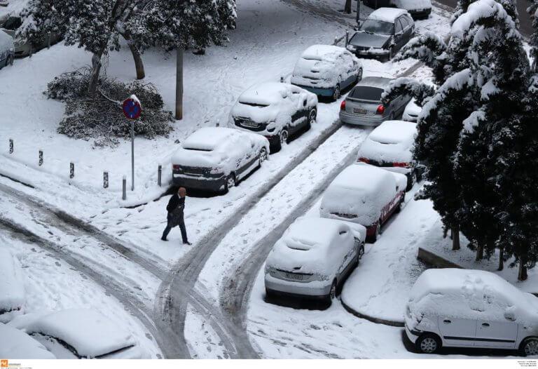 """Καιρός – """"Ωκεανίς"""": Πυκνές χιονοπτώσεις και σφοδρούς βοριάδες προβλέπει ο Αρναούτογλου"""