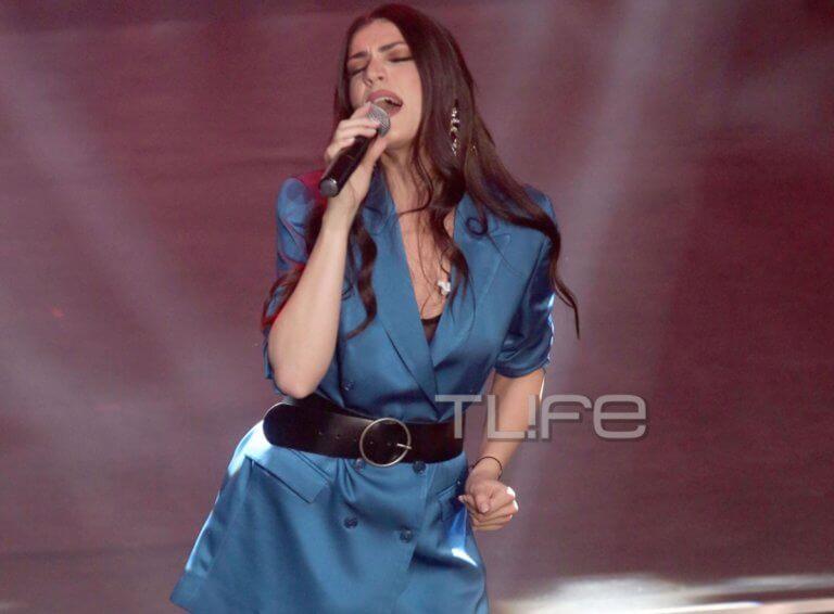 Ήβη Αδάμου: Εντυπωσίασε με την εμφάνισή της στην πρεμιέρα της! [pics] | Newsit.gr