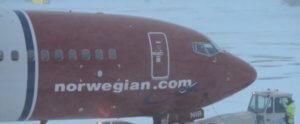 Απειλή για βόμβα σε νορβηγικό αεροπλάνο – Επείγουσα προσγείωση στη Στοκχόλμη