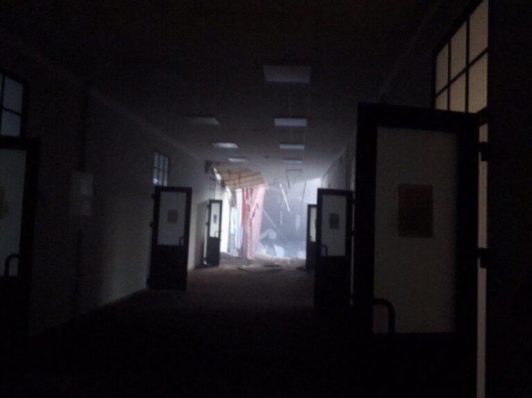 Αγία Πετρούπολη: Κατέρρευσε τμήμα κτιρίου σε Πανεπιστήμιο – Φόβοι για εγκλωβισμένους