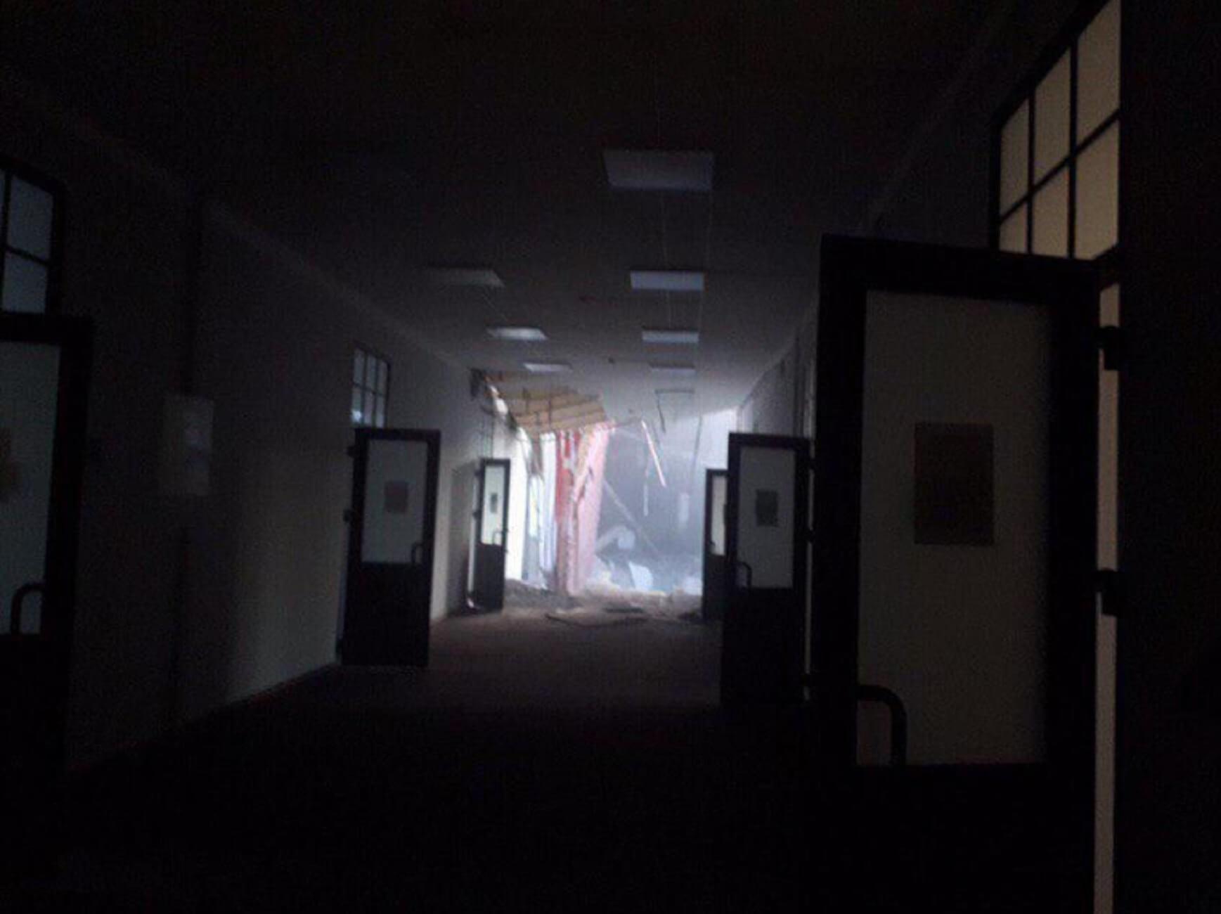 Θρίλερ στην Αγία Πετρούπολη – Φόβοι για 21 εγκλωβισμένους μετά από κατάρρευση κτιρίου σε Πανεπιστήμιο