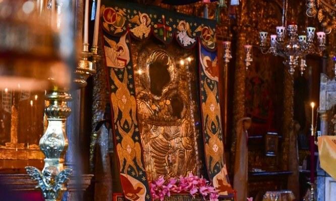 Η πολυτιμότερη εικόνα του Αγίου Όρους και η απίστευτη ιστορία της! | Newsit.gr